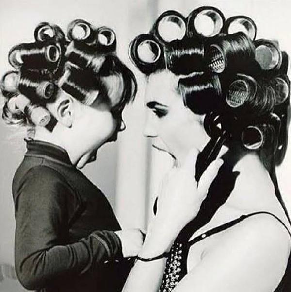 Những bức ảnh mẹ con khiến hàng trăm nghìn người yêu thích 9