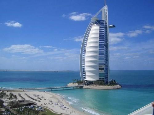 6 điểm đặc biệt thú vị của khách sạn 7 sao xa xỉ nhất thế giới 1