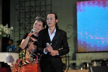 Những cặp thầy trò nặng tình trong showbiz Việt 1