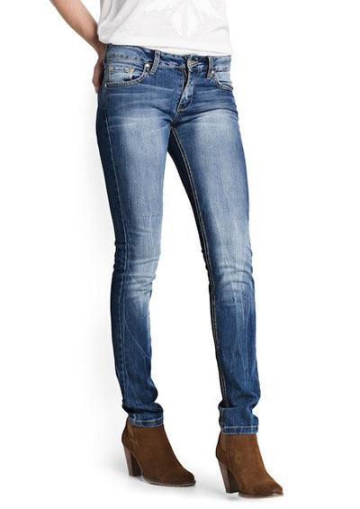 """6 mẫu quần jeans """"hot"""" mùa thu 1"""