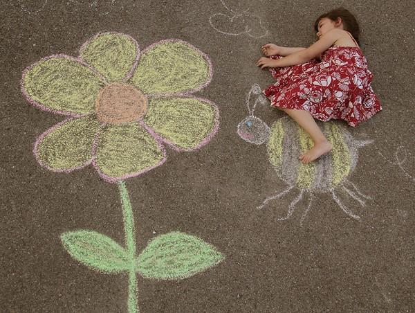 Hình ảnh tuyệt vời của những bà mẹ sáng tạo chụp cho con 3