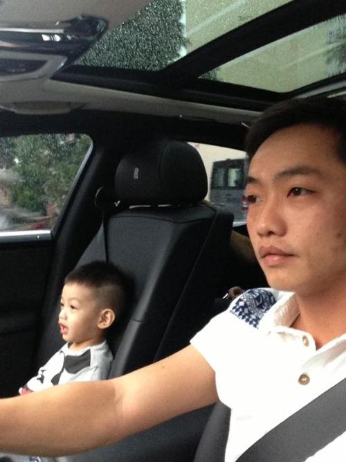 """Những cái """"nhất"""" của các ông bố nổi tiếng trong showbiz Việt 6"""