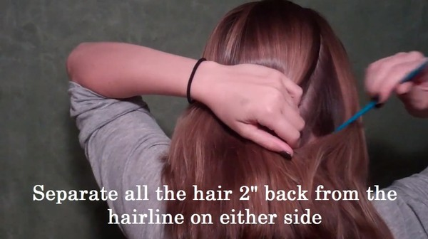 Tự thực hiện 3 kiểu tóc duyên dáng tới công sở 3