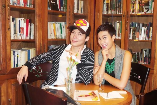Nathan Lee và Phương Mai công khai yêu nhau trên truyền hình 5