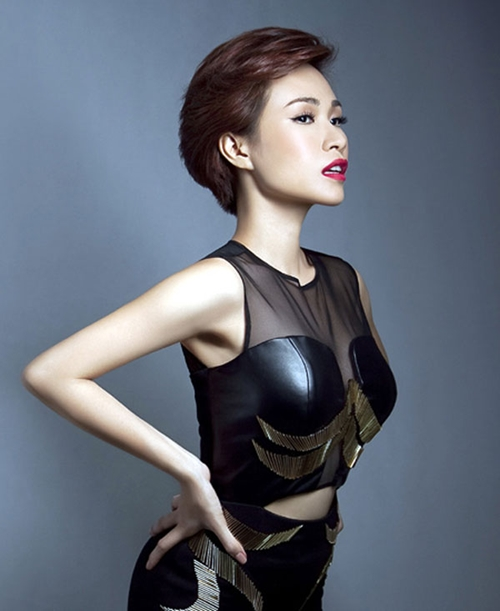 Những mỹ nhân Việt mặc đẹp dù có chiều cao khiêm tốn 1
