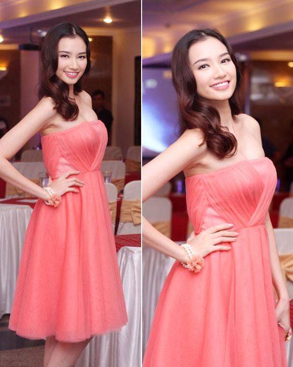 Phong cách thời trang đẹp mỹ miều của Trúc Diễm 7