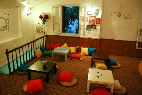 Những quán cafe phong cách vintage ở Hà Nội 3