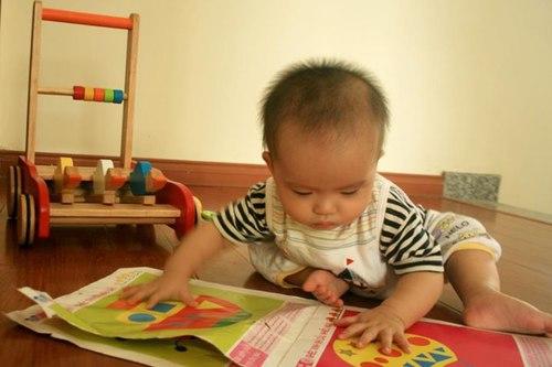 Giúp trẻ 1-3 tuổi phát triển vốn từ vựng 1