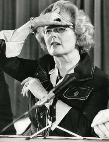Margaret Thatcher - Một đời lừng lẫy 6