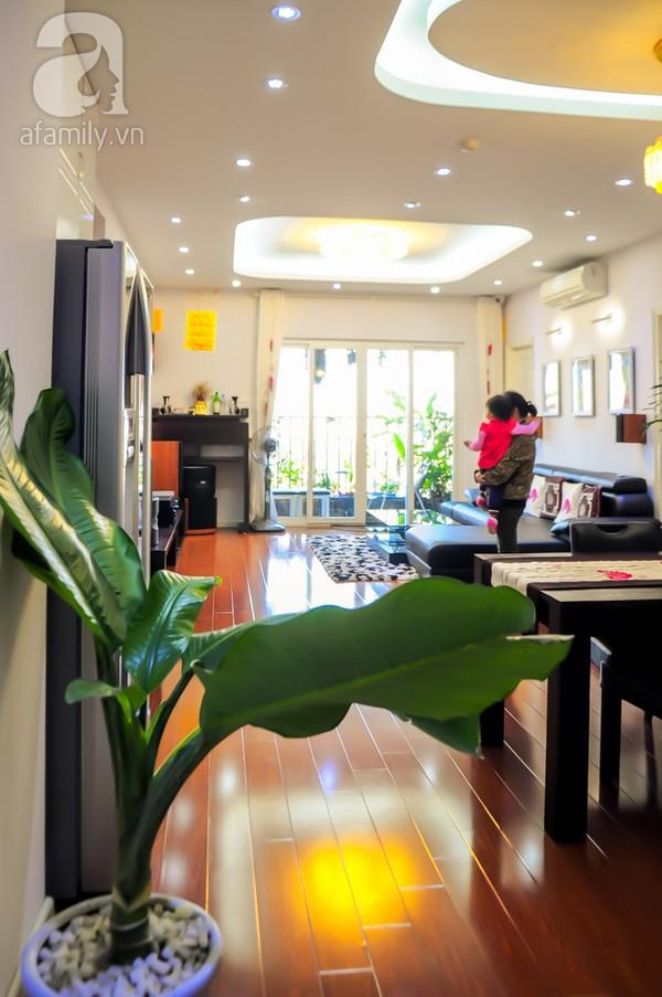 """Ngắm căn hộ """"đẹp không tì vết"""" tại Văn Khê, Hà Nội 8"""