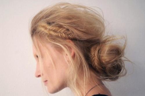 7 kiểu tóc búi, cột quyến rũ cho mùa Hè 2013 5
