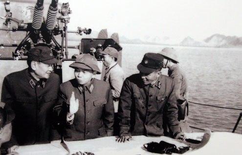 Đại tướng Võ Nguyên Giáp và những mốc lịch sử 13