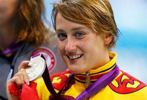 Ngắm 5 mỹ nhân quyến rũ ở giải vô địch bơi thế giới 8