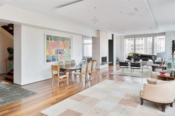 15 phong cách nội thất cho phòng khách rộng 14
