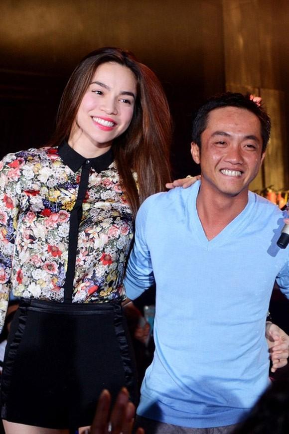 """4 cặp """"đũa lệch"""" chồng lùn - vợ cao của showbiz Việt 1"""