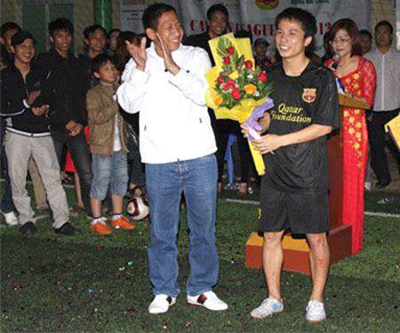 Cầu thủ trẻ Nguyễn Văn Đông tự tử 1