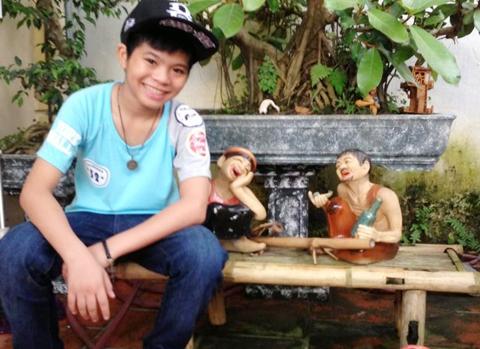 Quang Anh nói về áp lực của sự nổi tiếng 4