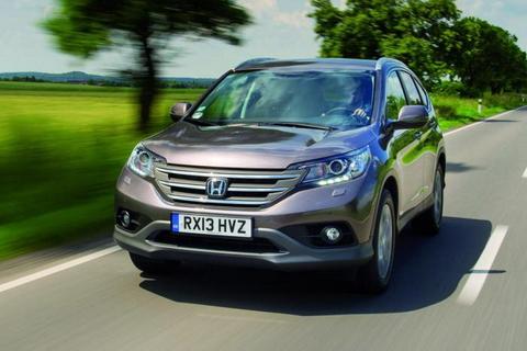 Honda sắp ra mắt CR-V siêu tiết kiệm nhiên liệu 1