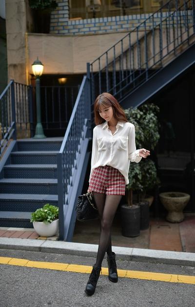 4 kiểu quần nữ dạo phố đẹp mùa thu 2013 5