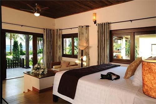 Nhà vườn, resort triệu đô của gia đình Á hậu Thiên Lý 7
