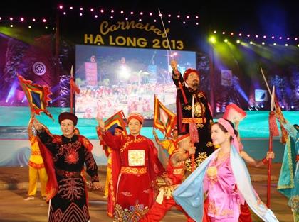 Ngắm hình ảnh rực rỡ tại lễ hội Carnaval Hạ Long 2013 18