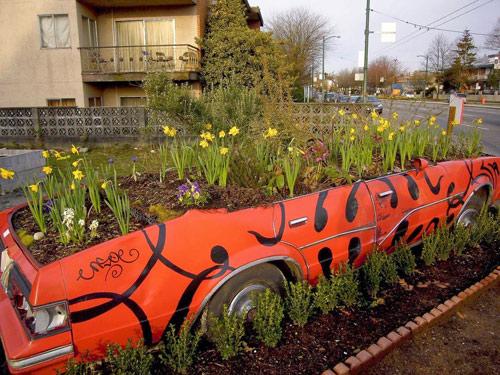 10 cách táo bạo trồng vườn hoa xinh lung linh 6