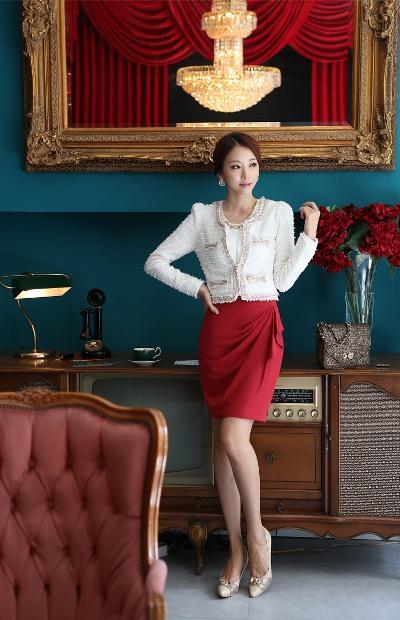 Những mẫu áo vest nữ công sở 2013 đẹp duyên dáng 7