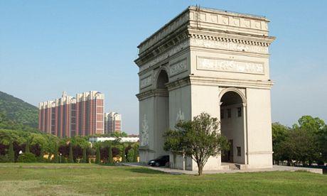 Những công trình nổi tiếng bị sao chép khắp thế giới 21