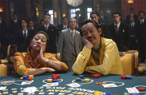 Bí mật thú vị về bà chủ nhà siêu dữ trong 'Tuyệt đỉnh kungfu' 5