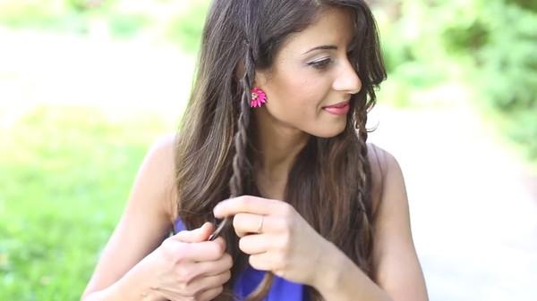Tự thực hiện 3 kiểu tóc dịu dàng cho mùa thu 22