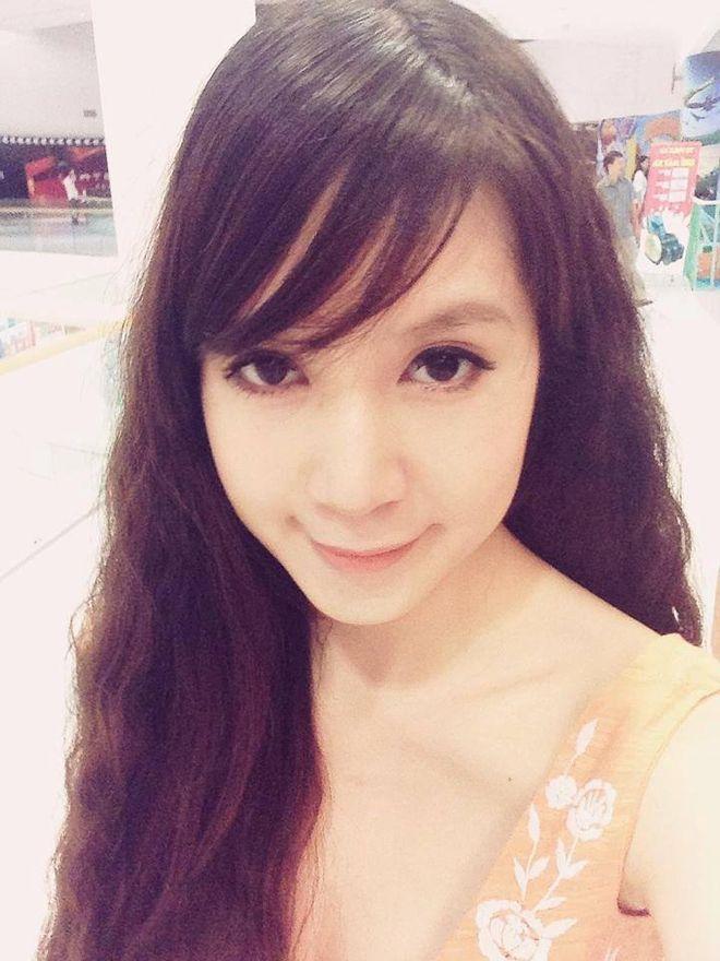 Vợ hot girl của Lý Hải xinh tươi như thiếu nữ 11