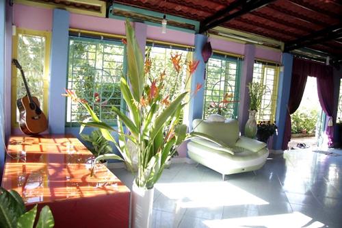 Ngó nghiêng nhà đẹp của Nguyễn Phi Hùng 18