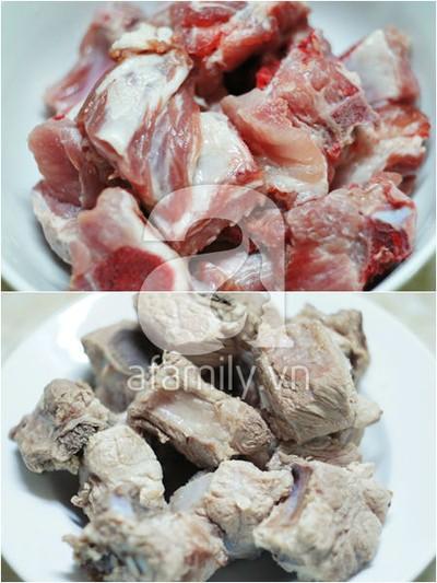Sườn chiên mắm tỏi đậm đà ngon cơm 2