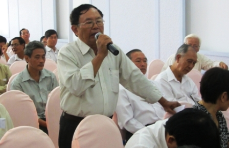 """ĐBQH Hoàng Hữu Phước lại bị lên án vì bài viết """"Tứ đại ngu"""" 1"""