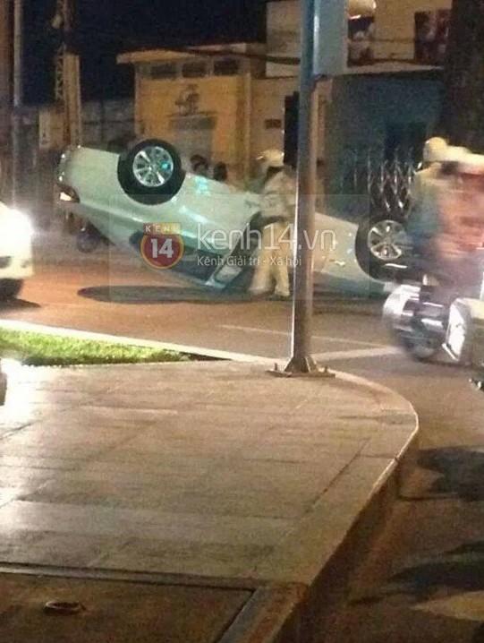 Xác định danh tính người lái xe của Hoàng Yến gây tai nạn 1