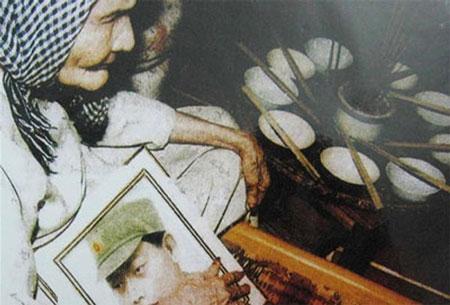 Quặn lòng trước những bức ảnh chạm đáy nỗi đau của người mẹ liệt sĩ 4