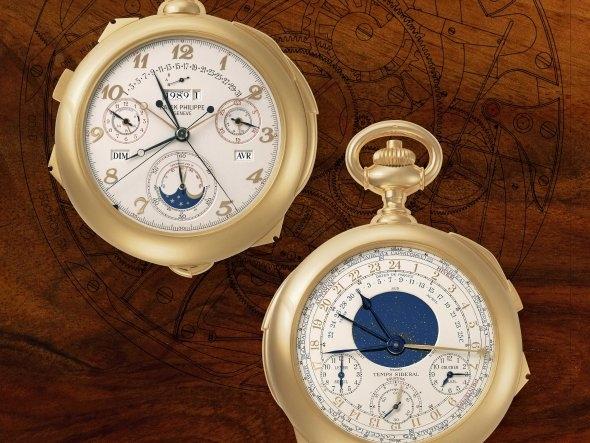 Đồng hồ cổ triệu đô đẹp lung linh 3