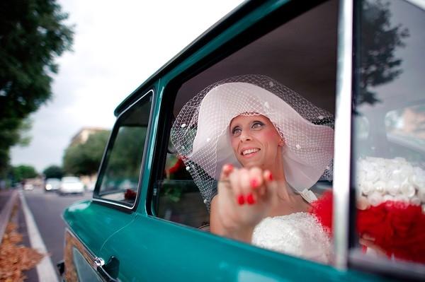 Cô dâu bị ung thư đẹp ngỡ ngàng trong ngày cưới 10