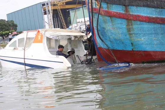 Chìm tàu ở Cần Giờ: Có 2 tàu cùng đi nhưng không thể cứu nạn 3