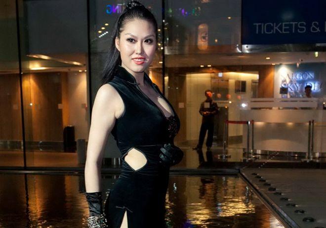 Phi Thanh Vân xuất hiện nóng bỏng mặc tin đồn… cướp chồng 5