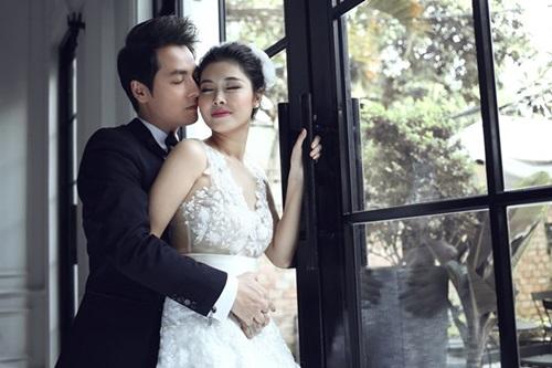 Ngây ngất với ảnh cưới lãng mạn của Đăng Khôi 24