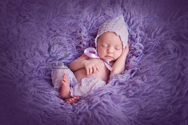 Chùm ảnh giấc ngủ êm ái của bé yêu 1