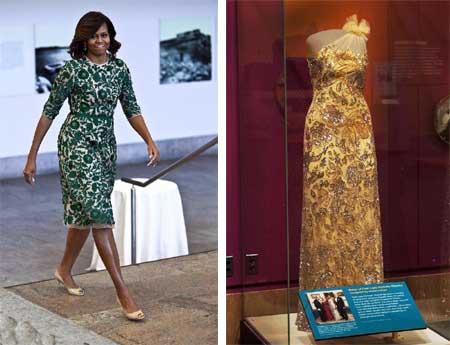 Ai trả tiền váy áo cho đệ nhất phu nhân Mỹ? 3