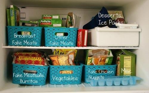 Mẹo vặt giữ tủ lạnh sạch sẽ, gọn gàng 2