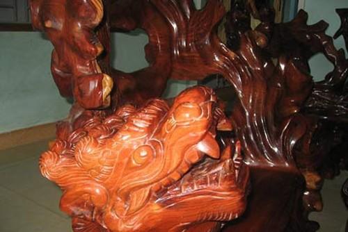 Những 'cục gỗ' tiền tỷ của đại gia Việt 3
