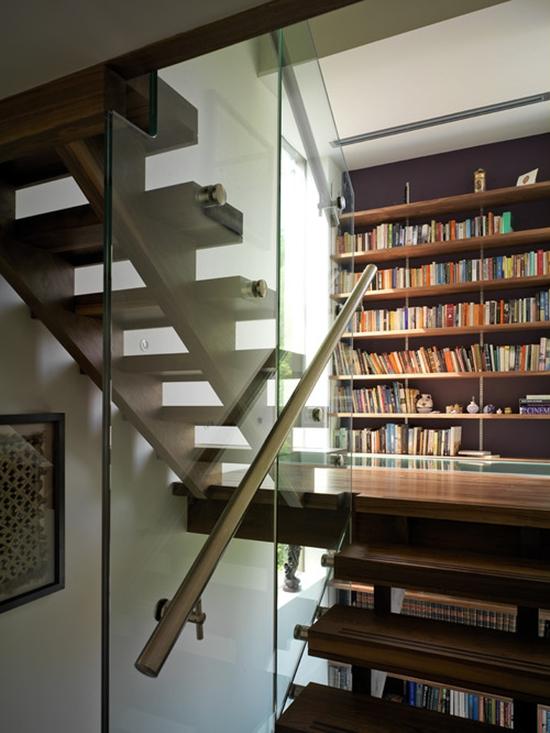 Những gợi ý tuyệt vời giúp tận dụng chiếu nghỉ cầu thang 7