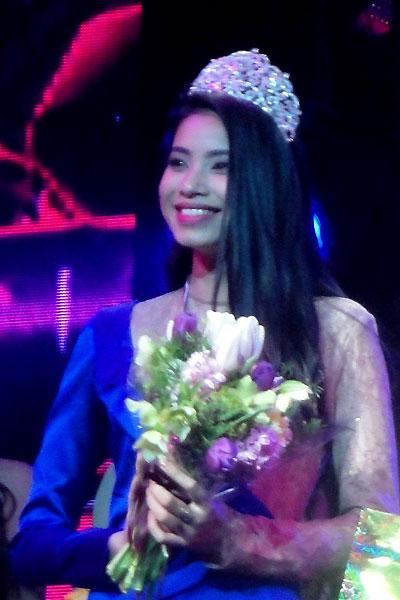 Phạm Hương đoạt Á hậu 1 Miss World Sport 1