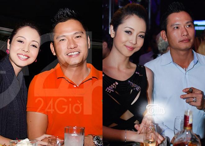 Những mỹ nhân Việt lấy chồng vừa giàu vừa điển trai 7