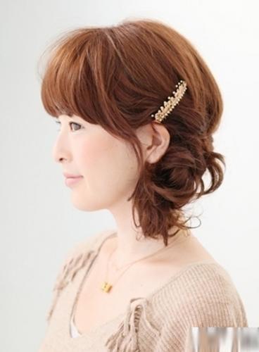 4 style cho nàng tóc mỏng 12