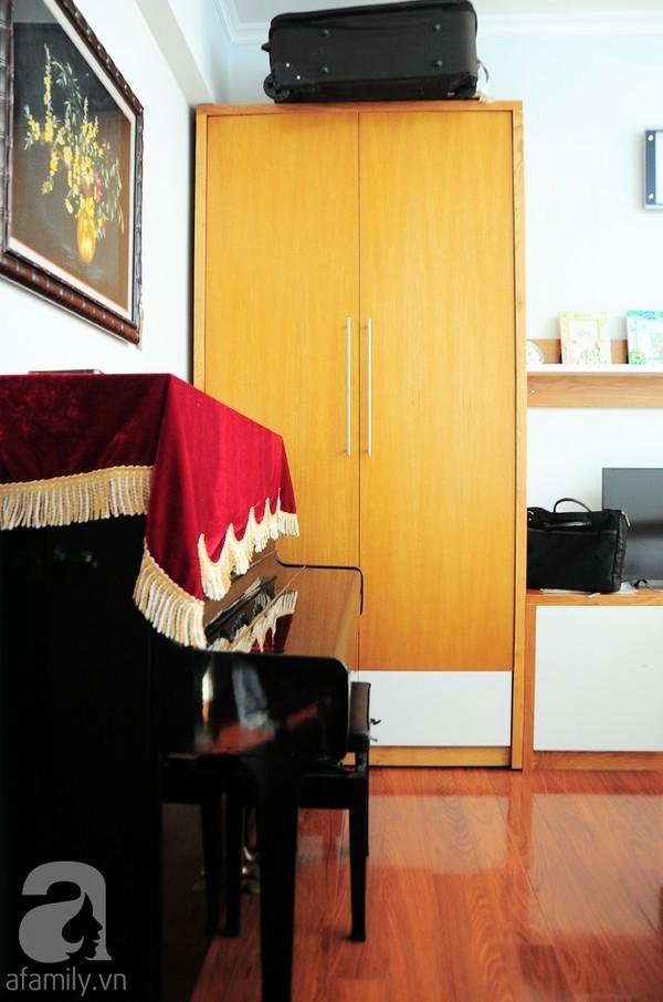 Thăm căn hộ có không gian bếp hoàn hảo ở Dịch Vọng, Hà Nội 22